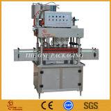 in-Line het Afdekken van de Schroef van de Capsuleermachine van de Fles Machine