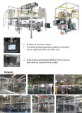 300-400kg/H Powder Coating Production Line mit Hoch-Stufe Configuration