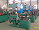 Máquina Vulcanizing da imprensa de borracha do Vulcanizer da placa