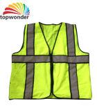 Personalizar diversos colete reflector de malha, colete de segurança, Segurança Veste roupas de segurança