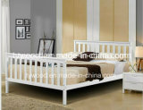 ダブル・ベッドのマツ4 ' 6ダブル・ベッドの木フレーム