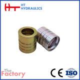 Metalen kap van de Koppeling van de Pijp van de Buis van Directely van de fabriek de Hydraulische voor Slang (00621)
