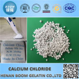 Промышленный тип хлорида кальция ранга для 74%, 77% и 94-96%