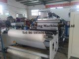 Лакировочная машина брызга ткани прокатанная/прокатанная