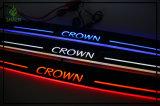 Streamer Shaen LED dynamique de la lampe de la pédale de bienvenue