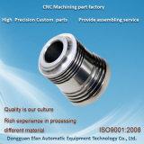 OEM CNC van de Precisie de Delen van de Draaibank, draaiden Delen, CNC die Delen machinaal bewerken