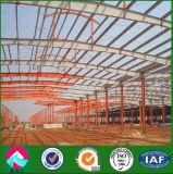 Almacén de la estructura de acero en Au