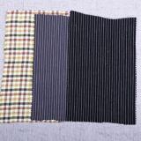 BaumwollYarn-Dyed Gewebe 100% für Hemd, Kleid, Kleid
