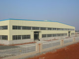 Building Plant Light Steel Structure / Steel Structure Warehouse