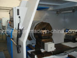 Lathe полого шпинделя месторождения нефти CNC (труба продевая нитку Lathe)