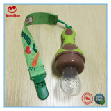 Симпатичный фидер babyfood формы факела для младенца BPA освобождает