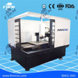 Sellado de China Protección de grabado máquina de la talla de la máquina fresadora CNC metal medalla insignia de la moneda