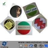 Stickers van het Water van de EpoxyHars van de Vlag van het land de Duidelijke Glanzende Permanente Bestand Kleurrijke