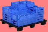 창고를 위한 고품질 Jp 플라스틱 Foldable 크레이트