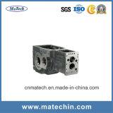 Fabrik kundenspezifisches Eisen-Gussteil der hohen Präzisions-ISO9001 für Übertragungs-Gehäuse
