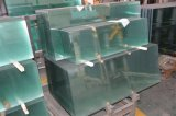 glace Tempered stratifiée de petite taille de 5mm avec le bord Polished