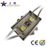 Светодиодный модуль/5050 светодиодный модуль для поверхностного монтажа (GFT3520-2X 5050)