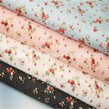 Coton Poplin Poplin Tissu de coton Tissus de coton imprimé floral