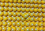 Bunte LED-Golfbälle, MassenGolfbälle mit Firmenzeichen