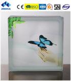 Jinghua artístico de alta calidad P-18 de la pintura de ladrillo y bloque de vidrio