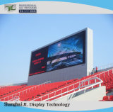 256x256mm P16 Módulo LED Display 1r1g1b vallas al aire libre