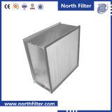 De Filter van de Lucht van de Filter HEPA met de Filter van de Glasvezel van 0.3 Microns HVAC