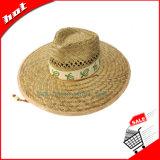 Chapéu de Palha oco Chapéu de Palha Rush Rush Safari Hat