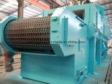 최신 인기 상품 그물 벨트 유형 탄 돌풍 청소 기계