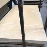 precio preacabado de la madera contrachapada del abedul blanco de Rusia de la base del álamo de 18m m 1220*2440m m