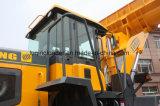 Sem die de Lader van de Mijnbouw van Machines met de Emmer van de Steenkool ontginnen