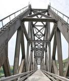 高品質の鉄骨構造橋