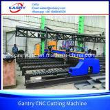 Сверхмощная машина кислородной резки плазмы CNC Gantry для металлопластинчатой и круглой трубы