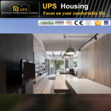 Durable de l'Installation rapide avec une belle conception de maison préfabriquée