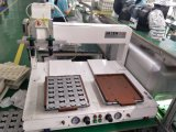 Machine de distribution de colle stable du poste de travail duel pour la chaîne de production (JT-D3310)