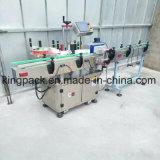 De volledig Automatische Ronde Machine van de Etikettering van de Fles de Vlakke Machine van de Etikettering van de Fles