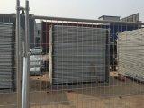 호주 브리즈베인 임시 검술 위원회를 위한 이동할 수 있는 담 2100mm x 2400mm
