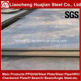 Plaque en acier au carbone de Mme Steel ASTM A36 en Chine