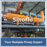 große Kapazitäts-versenkbare Wasserhaltung-Hochdruckpumpe