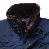 Rivestimento di modo per il cappotto del cotone degli uomini con buona qualità