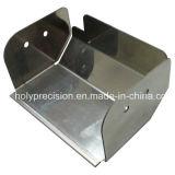 CNC que faz à máquina o laser/que carimba as peças de dobra da soldadura
