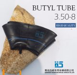 Butyl Inner Tube Wheelbruck Tube Outils à main Tire et tube 3.50-8