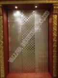 Piatto inciso dell'acciaio inossidabile per l'elevatore