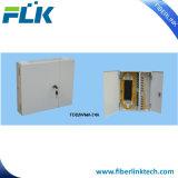 Painel de correção de programa da fibra óptica da montagem da parede de FTTX FTTH
