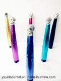 Type dentaire certifié Handpiece dentaire à grande vitesse coloré dentaire de bouton poussoir d'approvisionnement