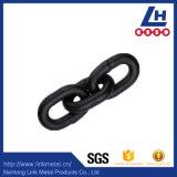 Annerire la catena di sollevamento ad alta resistenza dell'acciaio legato G80