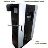 Fabricación personalizada de armario de chapa metálica para EV Estación de carga