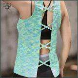 Верхняя часть бака атлетики изготовления одежд гимнастики высокого качества