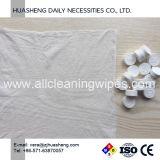 Komprimiertes magisches Tuch-Serviette-Gewebe Poratble, das fügen Wegwerf ist gerade, Wasser hinzu