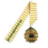 卸し売り熱伝達の締縄の星の金メダル