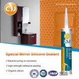 Sigillante speciale del silicone per l'adesivo dello specchio